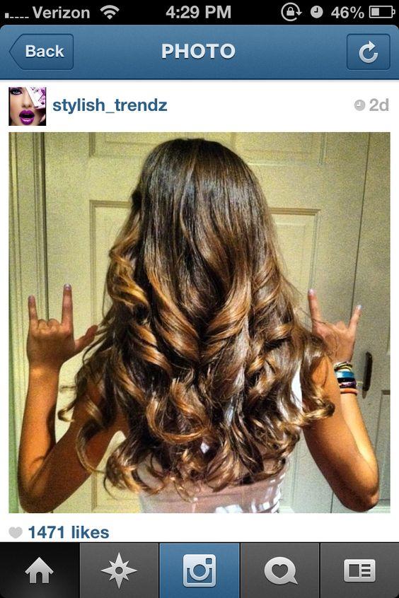Love curls #hair