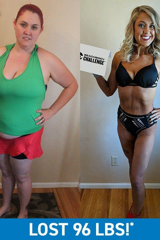 """Megan Lost 90+ Pounds and Healed Her """"Bad Rel…"""