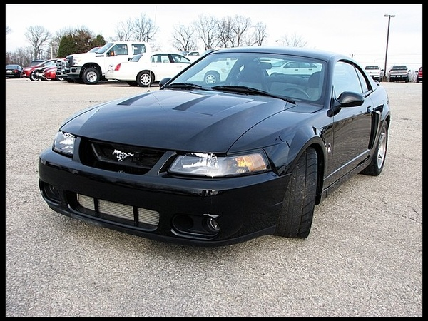 2003 Ford Mustang Cobra SVT 4.6L, 5-Speed