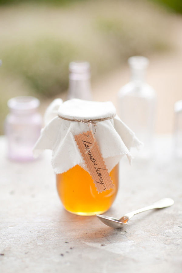 lavender honey favor