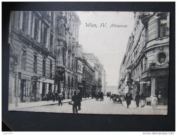 Alleegasse, Wien