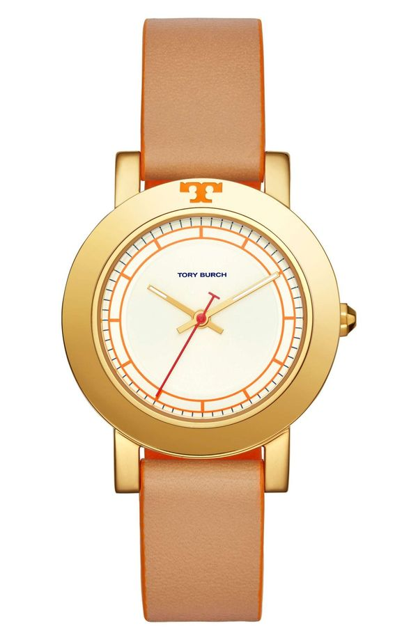 Mothers Day gift guide - Tory Burch leather watch
