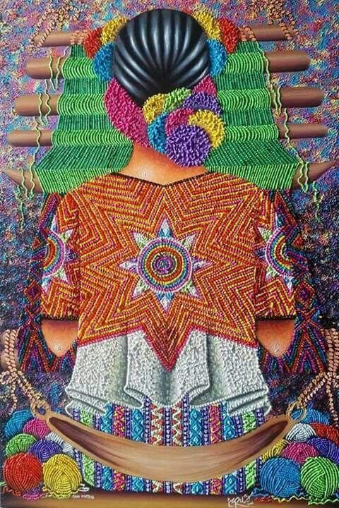 Enamorada de esos hermosos colores Mi Guatemala