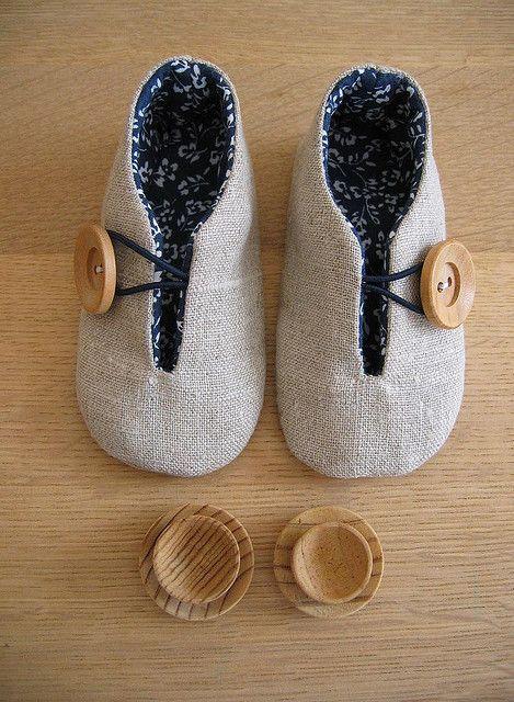Patrons payants mais plein de magnifiques chaussons (déclinaisons d'un-seul patron à mon avis)