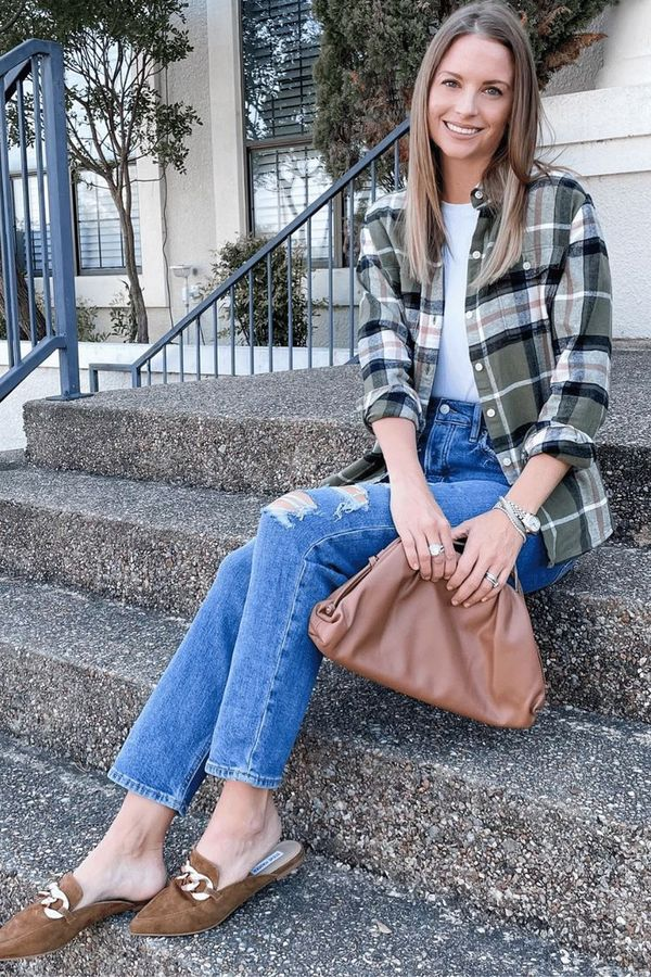Comfortable Simple Daily Outfit 2021