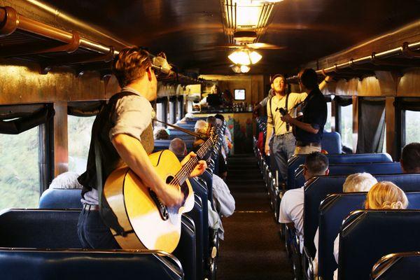 the Senators aboard coach class | Flickr - Photo S…