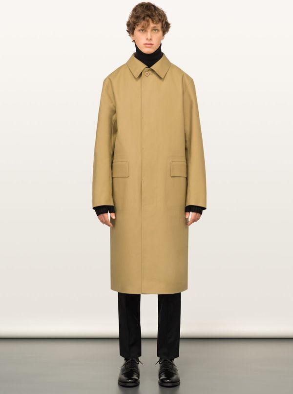 2016新作・マッキントッシュ。一着は欲しい、伝統のゴム引きコート