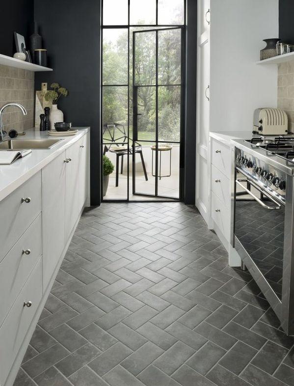 Scandinavian Kitchen Floor Tiles: Ideas and Inspiration   Hunker