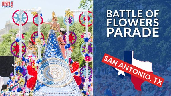 For over 100 years, the battle of flowers parade has taken place in downtown San Antonio and served as the central event of the fiesta. Today were going to go over 5 amazing facts about the battle of flowers parade. #fiesta #fiestasa #fiestasanantonio #fiestasa #battleofflowers #SanAntonioTX #sanantoniotexas #supportlocal #SanAntonio