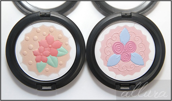 MAC Baking Beauties Pearlmatte Face Powders