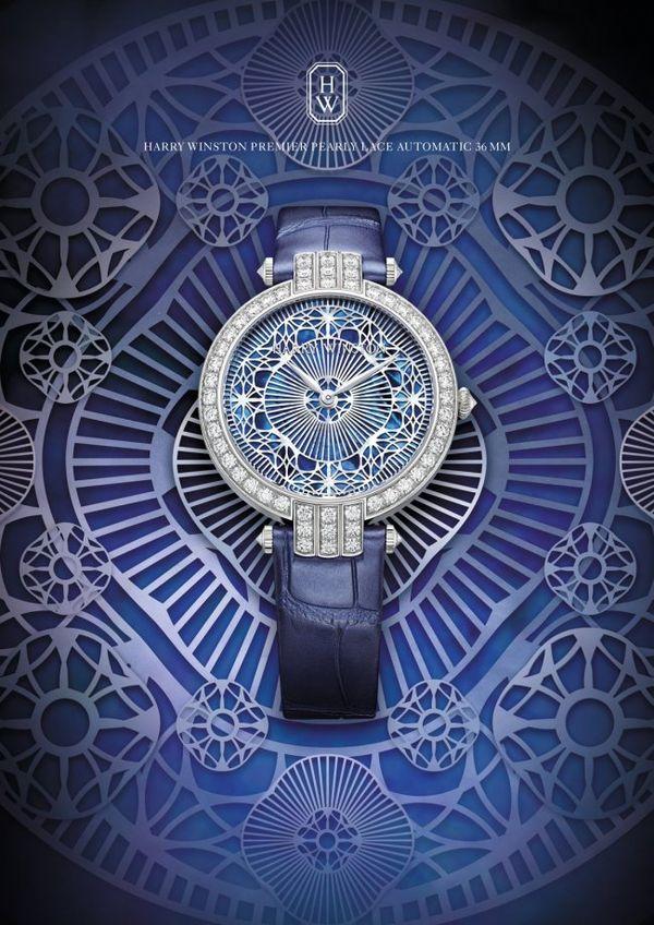 ハリーウィンストンの時計は、独自の美学を持った「時の宝石」。そのブランドの魅力をご紹介。