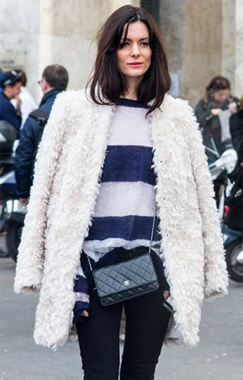 How To Wear: Chic Shearling Coats | MATCHESFASHION…