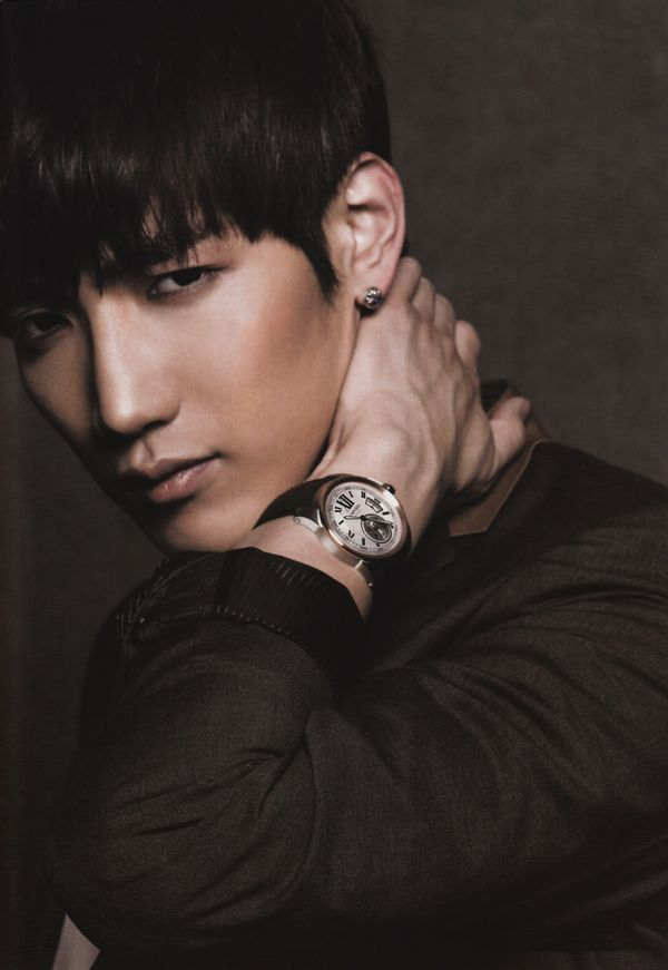 Korean Magazine Lovers (2PM - Men's Uno Magazine April Issue '12)