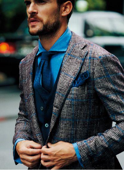 【三つボタンスーツ】2016人気おすすめの着こなし方をcheck