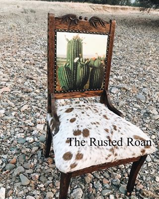 The Rusted Roan- Handcrafted Home Decor