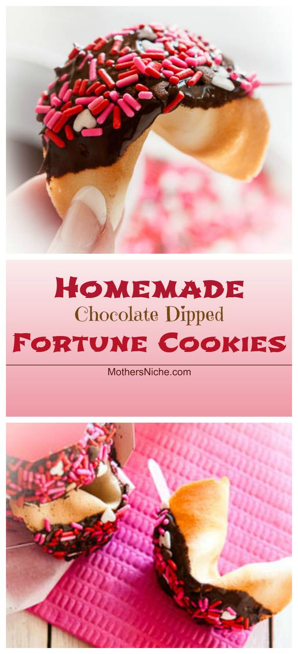 How to make Homemade Fortune Cookies (be sure to check whether almond extract is safe for you to use, sometimes they're made from bitter almond which is not an almond!)