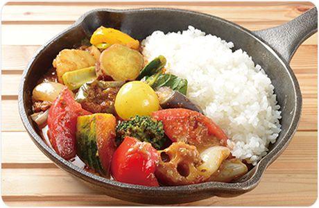 1日分の野菜カレー | 野菜を食べるカレーCamp