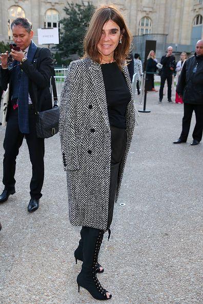 Chloe : Outside Arrivals - Paris Fashion Week Womenswear Spring/Summer 2016