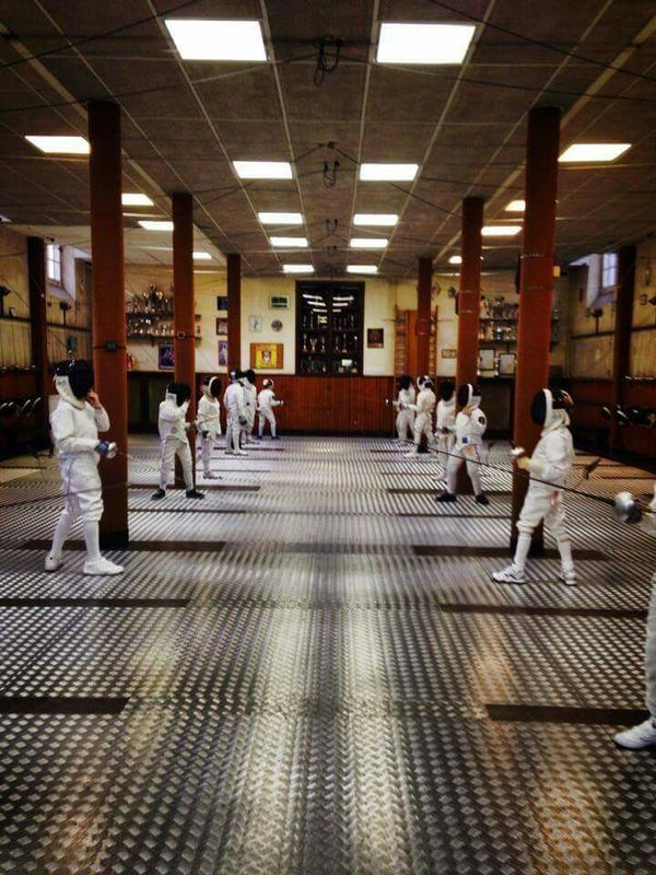 1000 Images About Fencing Salles On Pinterest Fencing
