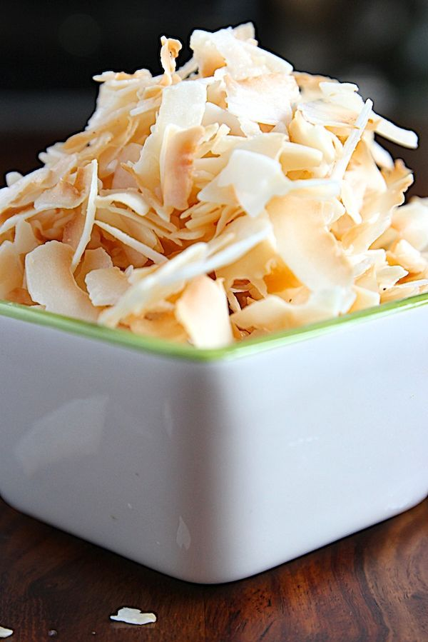 The Most Amazing Sweet N' Salty Coconut Chips and The Health Benefits of Coconut