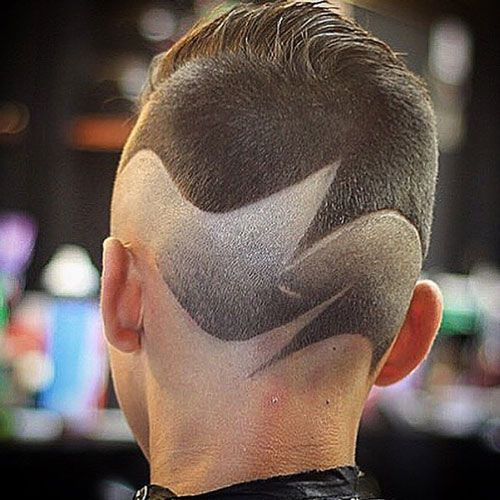 Cool Fade Haircut Designs For Men