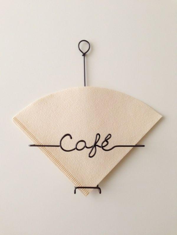 【 再販多数 】コーヒーフィルターケース ベーシック - CHIKA