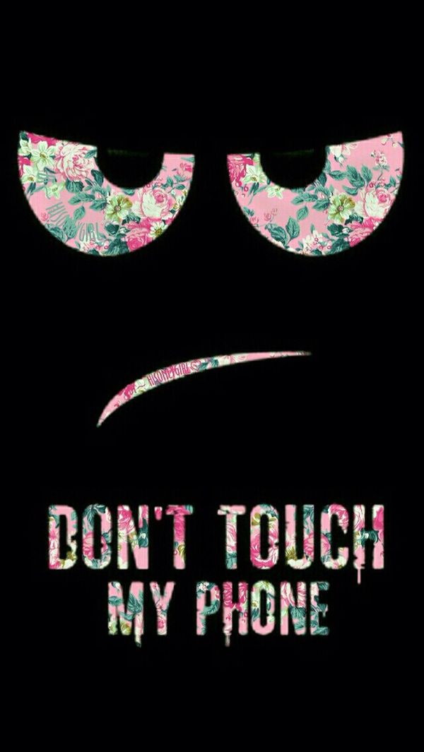 Do Not Touch My Phone Iphone  Plus Hd WallpaperJpg