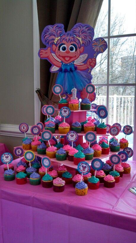 Abbey Cadabby Birthday Cake Patricia Bienz In 2019