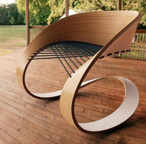 악기처럼 생긴 의자.. 나도 의자 만들고 싶다고!!