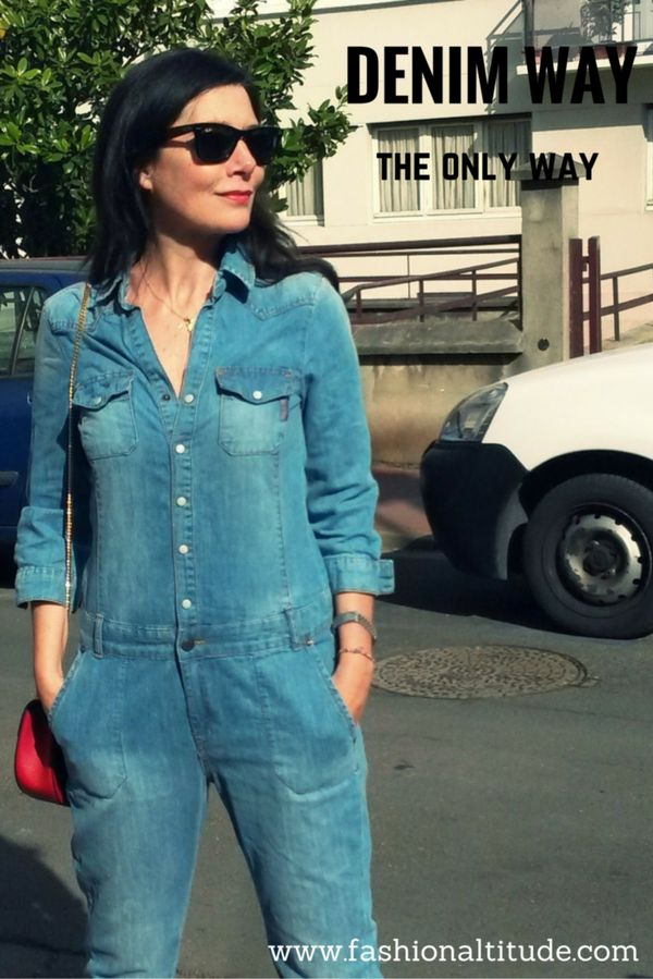 Love Denim? We are crazy about it. We think its st…
