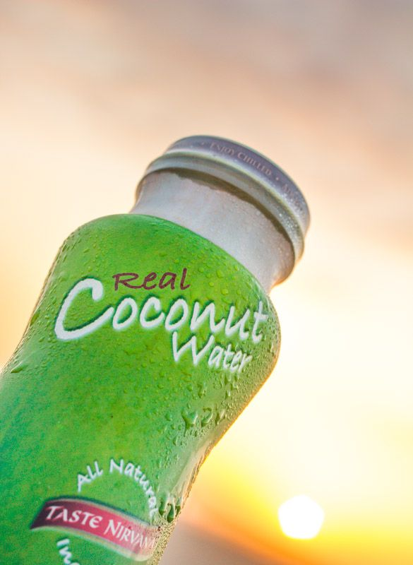 Real Coconut Water w