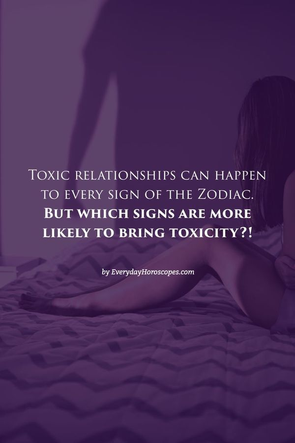 Toxic relationships can happen to every sign of the Zodiac. 💔 But what can you do to detect toxicity? Get your horoscope to find out – just click on the link! #dailyhoroscope #todayhoroscope #horoscope #zodiacsigns #pisces #capricorn #zodiac #horoscopeposts #earthsigns #astrologypost #starsigns #stars #astrologysign #astrologyreadings #aries #taurus #gemini #cancer #leo #virgo #libra #scorpio #sagittarius #aquarius #toxic #toxicity