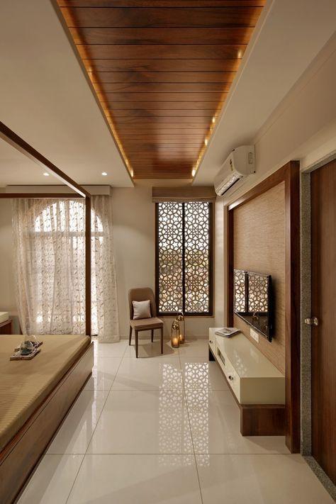 Sample Villa Interiors for Alaswad Villas, Vadodara | Studio 7 Designs - The Architects Diary