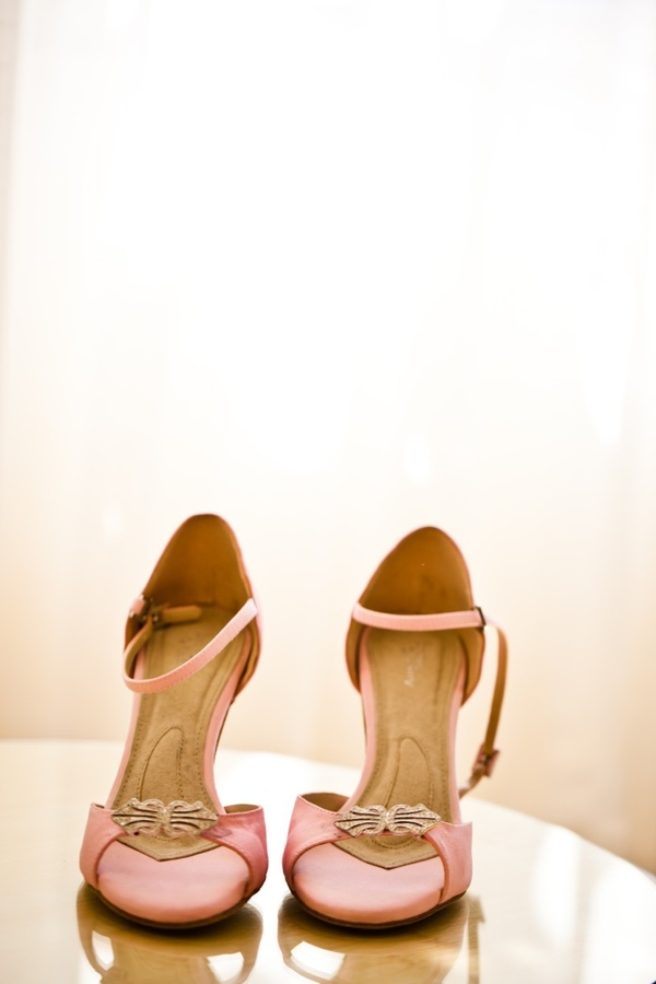 Get these Vintage wedding shoes by Angela Nuran at MyGlassSlipper.com!