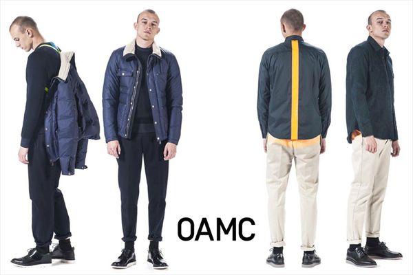 ラグジュアリーで構築的な「OAMC」は2016年注目ブランド!!