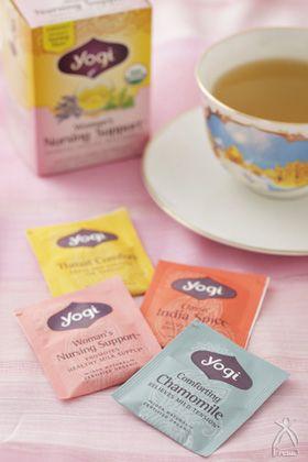 世界を魅了するハーブティー ヨギティー(Yogi Tea)