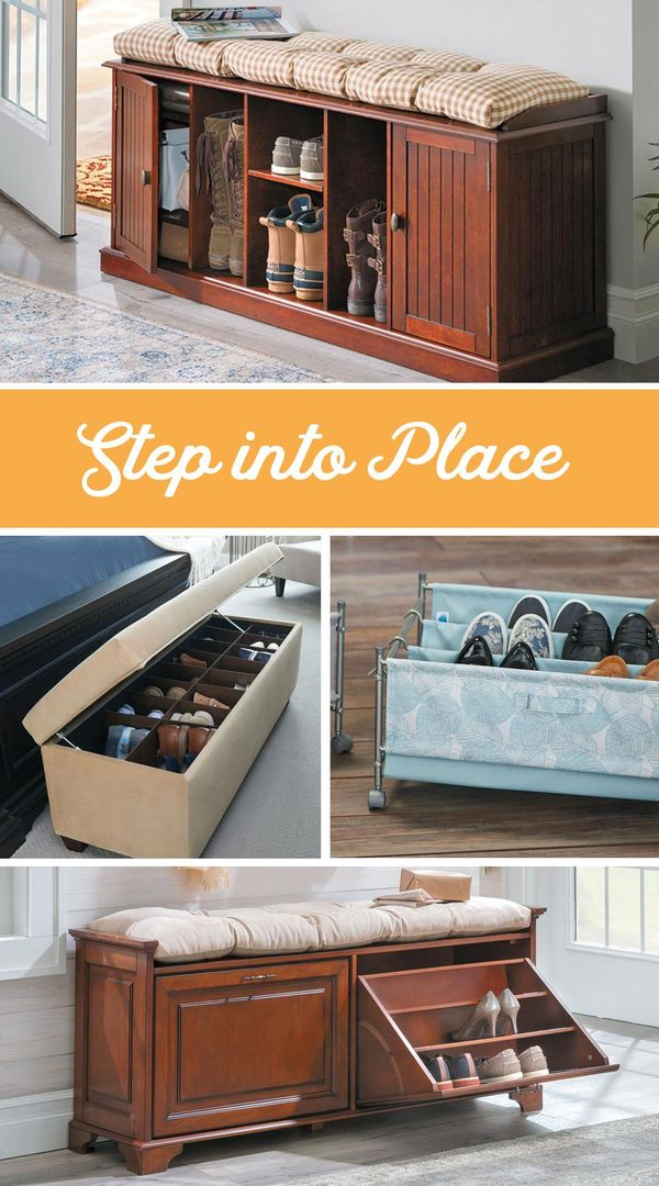 If you find yourself missing a shoe or cant find your favorite pair, its time to think about shoe storage. After all, you dont want to lose your favorite pair of shoes. Right?