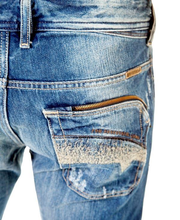 ジーンズは一生物!【人気・定番ブランド&着こなし術】歳を重ねても格好良くジーンズを履く為には?