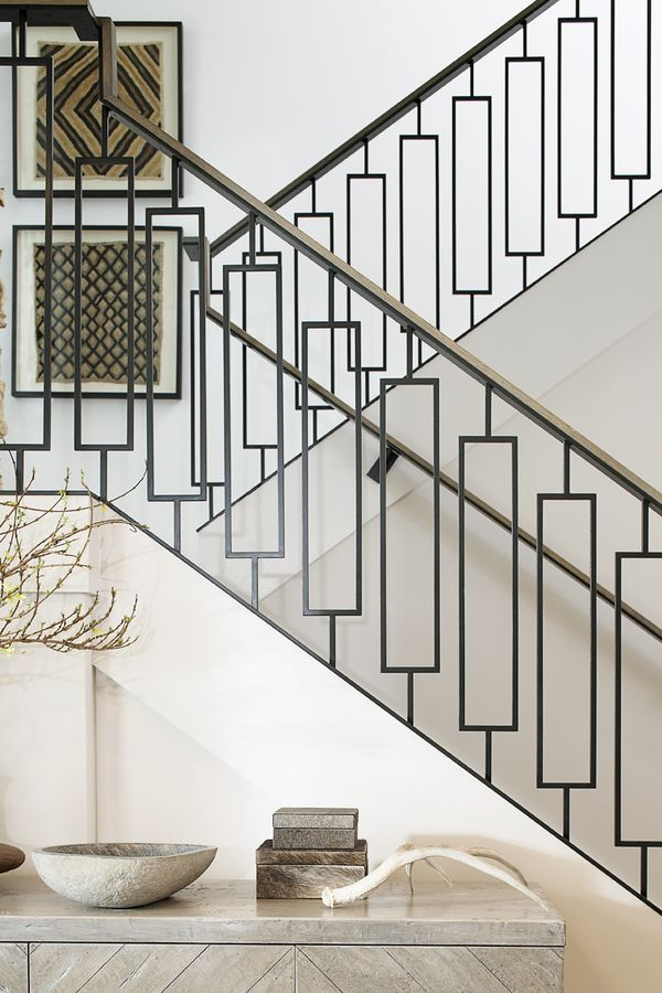 Railing Idea                                  Leo Designs Chicago » Transitional Gallery