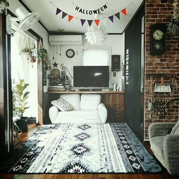 """""""しまむらのラグ""""で部屋作り!種類が豊富でコスパよし!新生活や模様替えはこれに決まり!"""