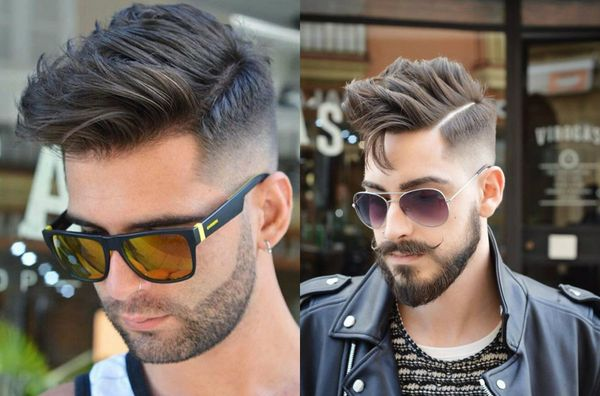 Fresh & Stylish Mens Undercut Beards 2017 | Hairdrome.com