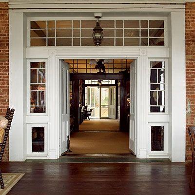Front Door/ Back Door, Double Door