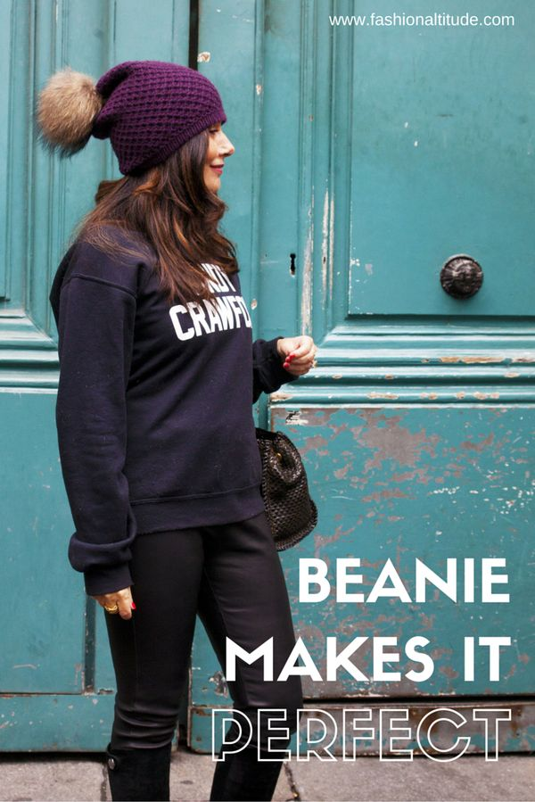 A good quality beanie makes any look perfect. Chec…