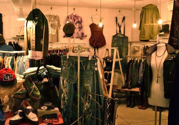 【保存版】大阪アメ村の古着屋TOP9!古着初心者からマニアまで楽しめる!