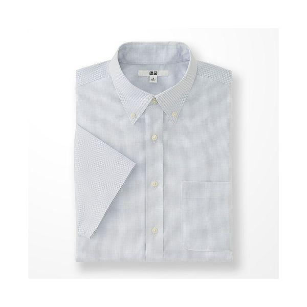 【ユニクロのワイシャツ】オンライン・セミオーダーで自分サイズを気軽にGET