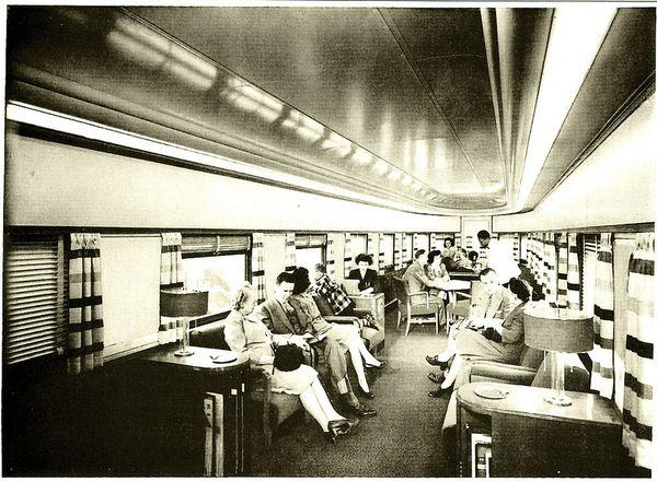 Club Car- 1940s | Flickr - Photo Sharing!