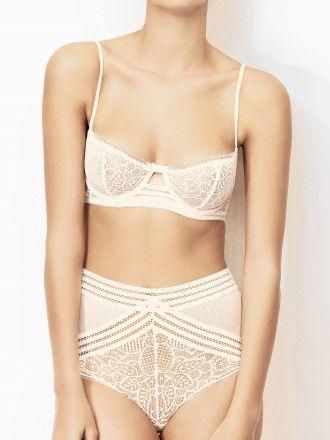 Huit lace bra & panty