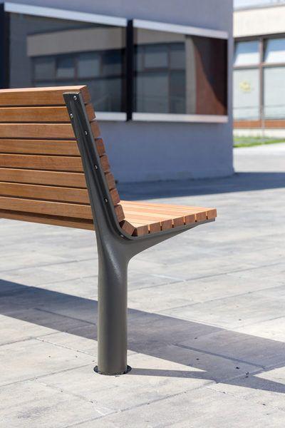 mmcité - výrobky - parkové lavičky - vltau