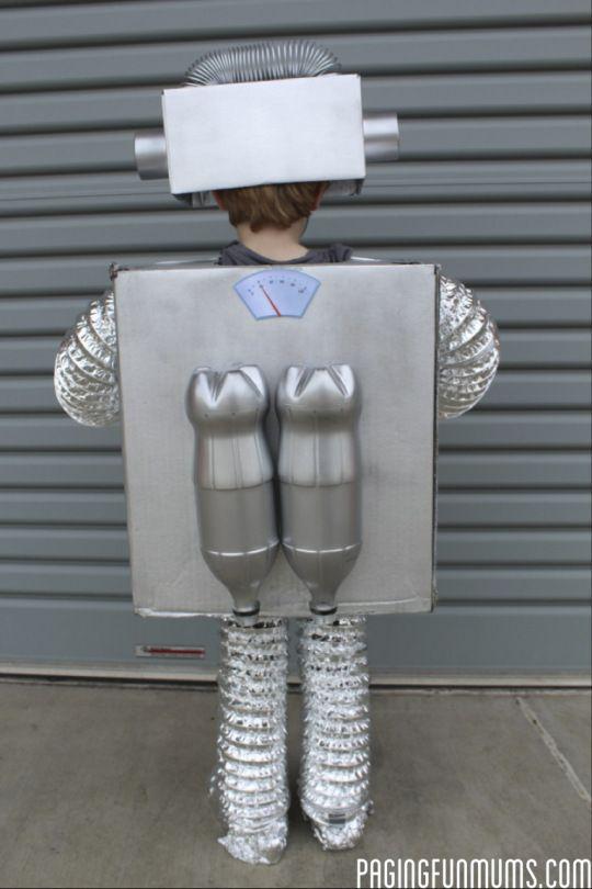 DIY Robot Co…