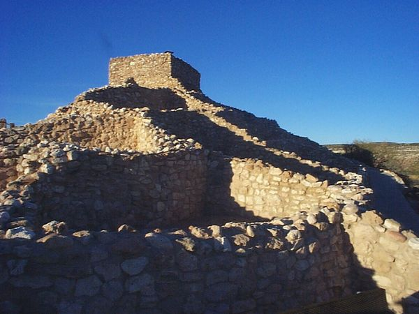 Tuzigoot Ruins-Yet another place I loved visiting.…